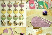 Study, craft room