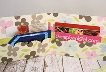 Crafty | Gift Card / by Tammy @ Not Just Paper and Glue