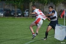 Rugby: Kecskeméti Atlétikai és Rugby Club vs. Esztergomi Vitézek  / Extra Liga
