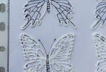 Butterflies/cakes