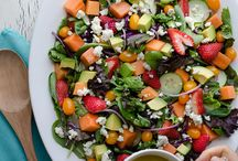 Mouth-Watering Salads