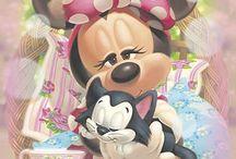Minni hiiri/Minnie Mouse
