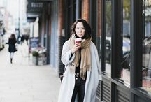 s t y l e / classic chic with a quirk