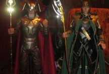 Odin and gods / ODIN FIGURES