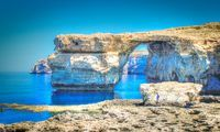 Malta, Gozo, the Azure Window, and a Fish Pedicure / http://www.wanderingsearching.com/2014/10/malta.html
