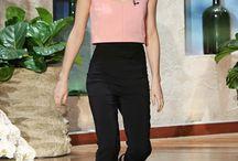 Emma Watson's fashion style