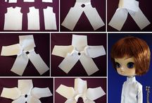 ♡ { Doll } Clothes Tutorials ♡
