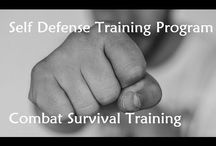 Self Defense Training Program