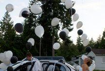 Wedding get-away car!