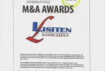 Awards and Achievements of Lisiten Associates / How To Be A Great Entrepreneur? These awards are a great motivation for our company.   lisitenassociates.com