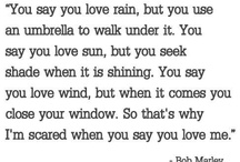 life and Love quotes / XOXO