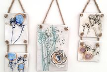 Ceramic Wall hangings