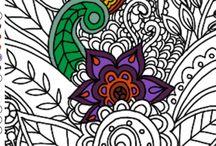 Application de coloriage