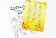 Magnetic Calendars / Magnetic Calendars