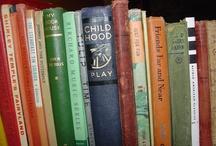 Books / by Sheila