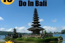 Bali trip / Places to stay, things to see and do