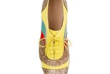 Shoe Fetish / by Lanna Campanelli