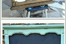 Distressed Furniture / by Shannon Daniel