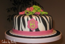 Birthday Cakes / by Tara McWhorter
