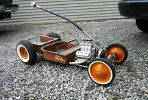 Mini Me wheels - other / by Stoodie Dog