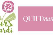 QUILTMANIA MISTERY 2016 / Les fleurs du mardi avec Quiltmania Bloc 1