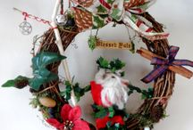 Yule Decorations & Gifts.Handmade. / All designed and handmade with Love by me .