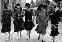 Fashion: years of history / Vestir é se comunicar com o mundo.