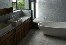 Bathroom / by Steve Dale