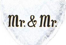 Wedding Balloons / Balloons and balloon decoration ideas for weddings