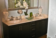 Bathroom makeover / by Kristy Montoya