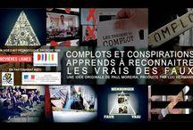 Desinformation, rumeurs, complots,...