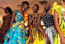 African Beauty / by Jasmine DeBerry