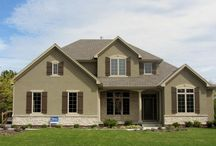 New Homes / We provided the template, our homeowners made these beautiful homes their own!