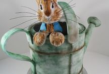Peter rabbit/pumpkin patch baby shower / by Lydia Reichelt