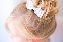 lasten hiukset