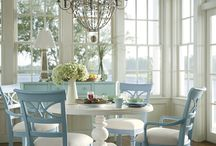 Dining Rooms / by Stubbornly Crafty