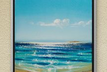 art | paintings | seascapes / down by the sea...