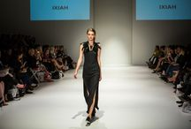 Sydney Fashion Weekend / To celebrate Sydney Fashion Weekend, we collaborated once again with 'Ixiah' the fashion label and walked down the runway with our latest man style 'Circa' shoes, showcasing their latest Winter 2015 range.