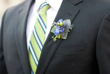 Boutonnieres / Boutonniere Ideas and Inspirations / by Weddings In Iowa