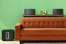 SONOS / Sonos multi-room audio rendszer