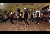 MY DANCE VIDEOS