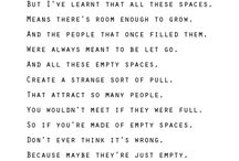 INSPIRATIONAL QUOTES / Inspirational quotes, motivational quotes. Words to live by.