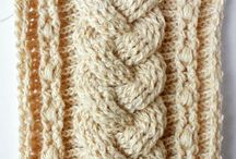 Braid crochet cable