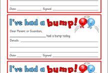 childminder paperwork