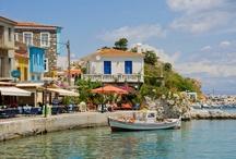 Greklands bästa öar / De bästa, vackraste och mysigaste öarna i Grekland. Här hittar du bilder från de bästa grekiska öarna.