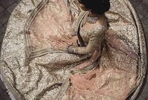 Haute couture by indian fashion designers