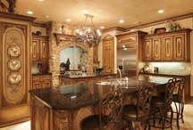 Over-The-Top Kitchens
