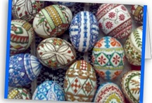 Decorated Eggs / by Jo-Ann Trusz