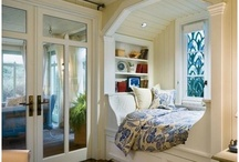 dream bedrooms / by Victoria Azzi