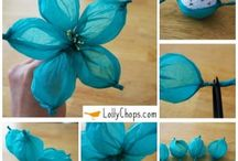 Flower Crafting/Making / by Edwina Dickert